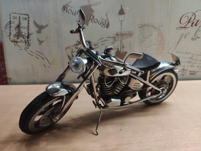 Мотоцикл 2 Мотоциклы, Своими руками, Рукоделие без процесса, Поделки, Ручная работа, Длиннопост, Сварка