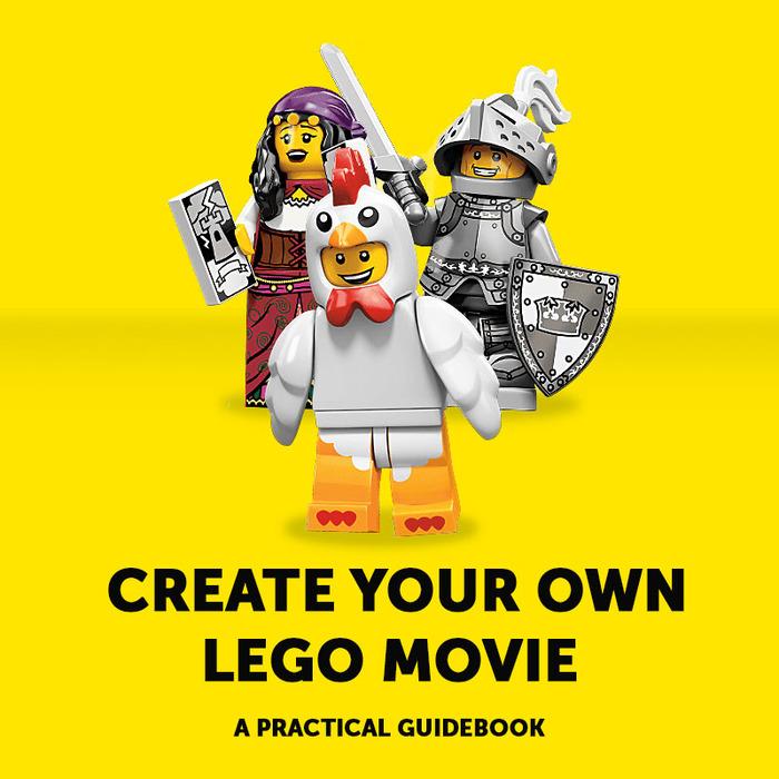 Создайте свой Lego мультфильм. Практический справочник по покадровой анимации. LEGO, Покадровая анимация, Анимация, Моя первая книга, Опрос, Книги, Руководство, Творчество