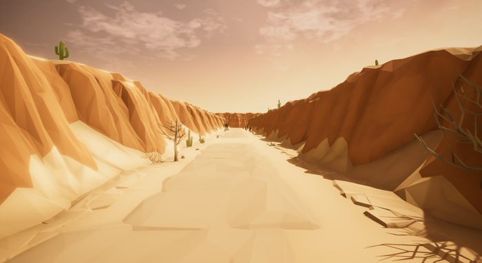 Find Your Way Длиннопост, Indiedev, Gamedev, Low poly, Гифка