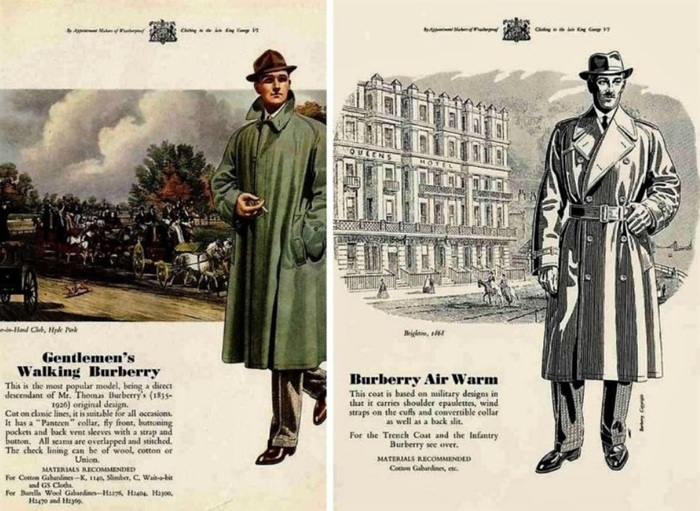 Военное прошлое тренчкота от Burberry Плащ, Униформа, Интересное, Первая мировая война, Англия, Одежда, Длиннопост