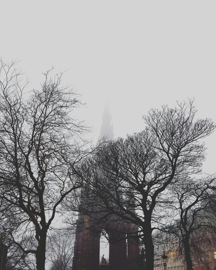 Монумент Скотта. Шотландия. Шотландия, Памятник, Вальтер Скотт, Монумент, Длиннопост