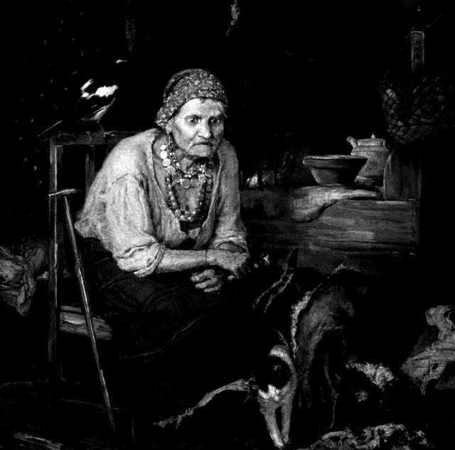 Как ведьму обнаружили Ведьмы, Деревня, Бабушка, Реальная история из жизни, Соседи, Корова, Страшилка