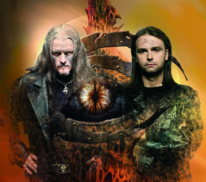 Хорошие вести про группу Demons & Wizards! Demons & Wizards, Blind Guardian, Iced Earth, Power Metal, Рок-Новости, Видео, Длиннопост