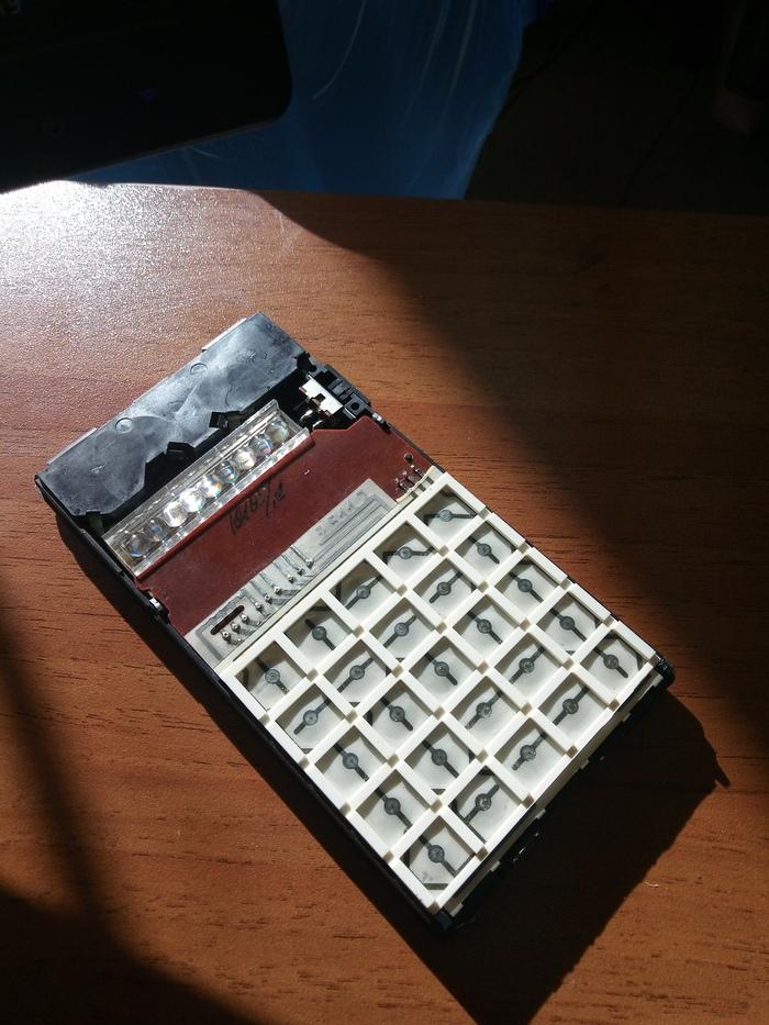 Электроника МК-33: до LCD. Калькулятор, Электроника, Ретро, Oldschool, Led, Светодиоды, Длиннопост