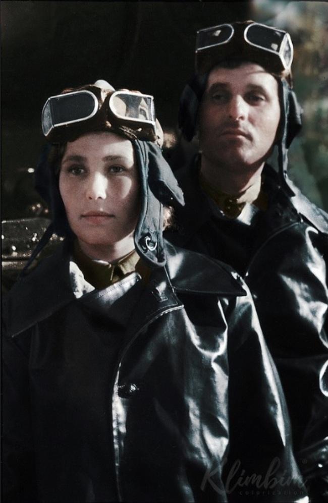 Александра и Иван Бойко — супруги, воевавшие в одном танке Великая Отечественная война, Танки, Супруги, Длиннопост