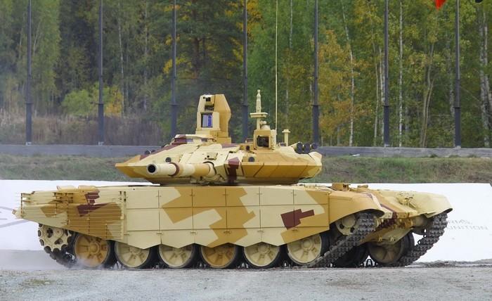 Правительство Индии утвердило закупку в России 464 танков Т-90МС на сумму около $2 млрд Танки, Россия, Индия, Продажа вооружения, Политика