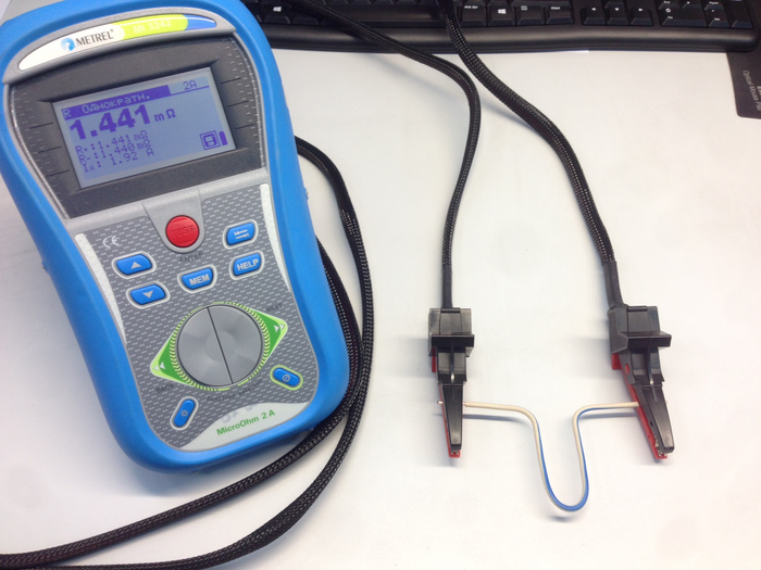 Измерение контактного сопротивления разных способов соединения проводов, сравнение оригинального клеммника Wago и китайской копии Электрика, Электромонтаж, Клеммы, Wago, Длиннопост
