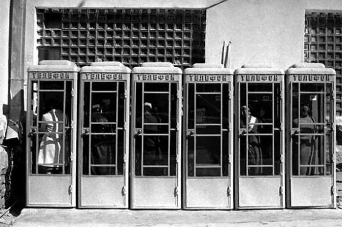 Телефоны автоматы в СССР Телефон, Таксофон, СССР, История, Связь, Длиннопост