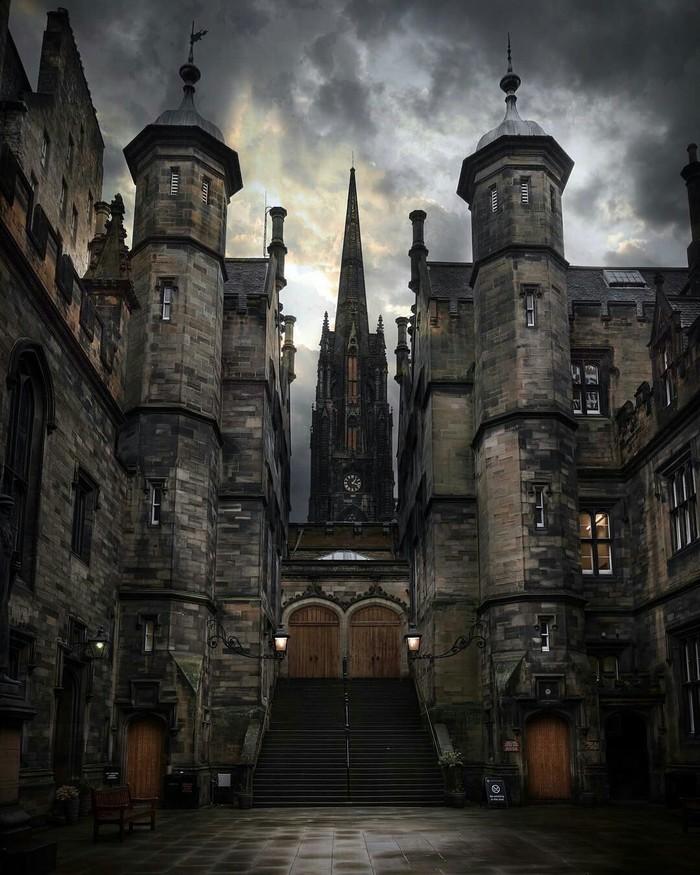 Эдинбург.