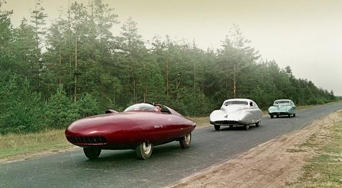 Гоночные автомобили СССР
