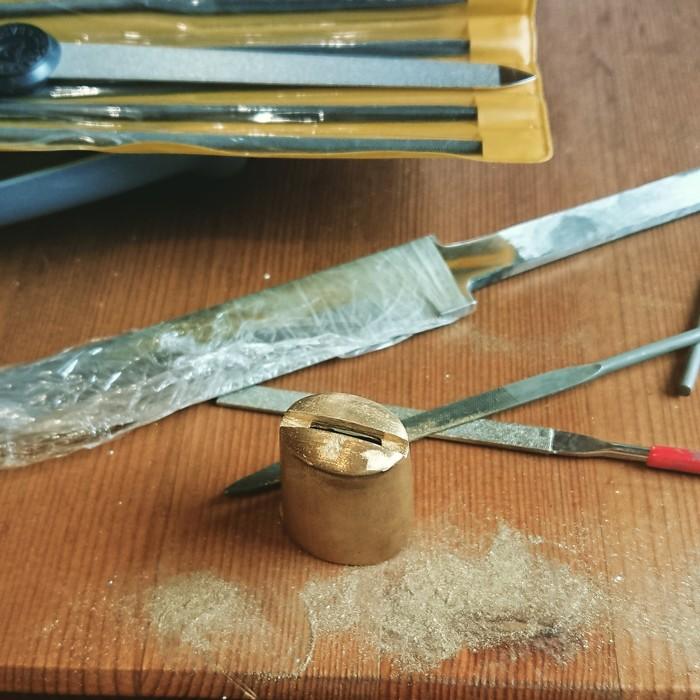 Ещё немного фиников Финский нож, Финка, Своими руками, Хобби, Кожа, Длиннопост