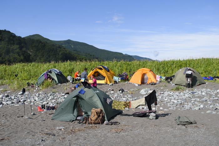 Как мы по Камчатке в поход ходили, часть 6 Камчатка, Природа России, Поход, Туризм, Трекинг, Длиннопост