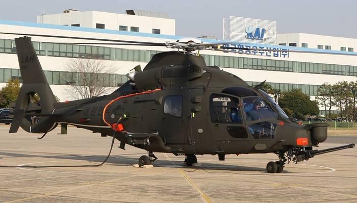Начало испытаний южнокорейского военного вертолета LAH Южная Корея, Авиация, Вертолет, Испытания, Lah, Видео