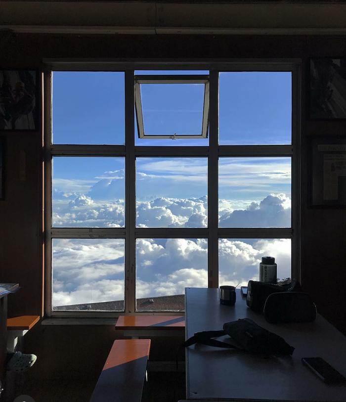 Вид из окна Горы, Отель, Малайзия, Длиннопост