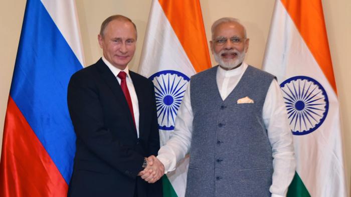 Индия выбирает С-400 Россия, Индия, Вооружение, Политика