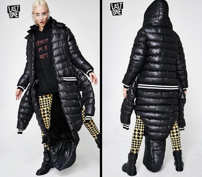 Новая модная коллекция. Теперь и для рукожопов.
