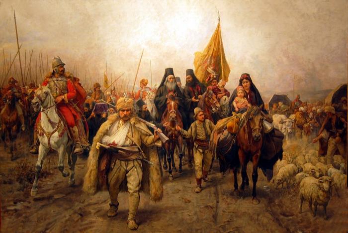 Новая Сербия в степях Украины Сербия, Украина, Российская империя, Новороссия, История, Длиннопост