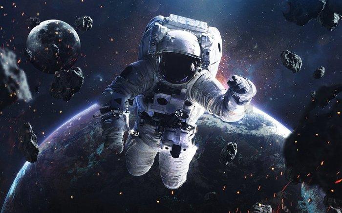 С днём космонавтики! День космонавтики, 12 апреля, Без рейтинга