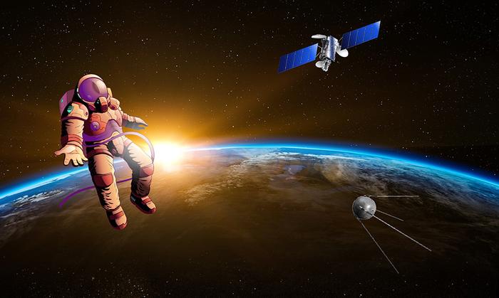 Космонавт назвал три самых популярных мифа о космосе Общество, Космос, Космонавт, МКС, Мифы, Наука, Rgru, Интересное
