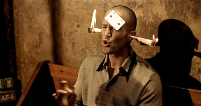 Как это снято: «Карты, деньги, два ствола» Гай Ричи, Карты деньги два ствола, Съемки, Видео, Длиннопост, Джейсон Стейтем, Винни Джонс