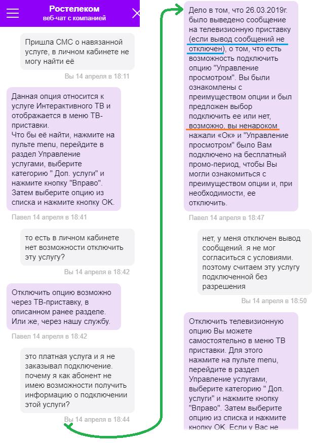 Ростелеком, бесконечные акции навязывания услуг Ростелеком, Мошенничество