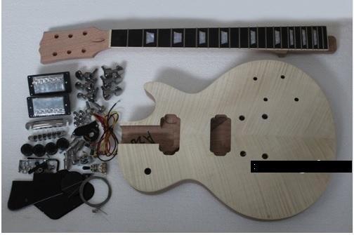 Как я делал электрогитару Les Paul Самоделки, Гитара, Les paul, Длиннопост