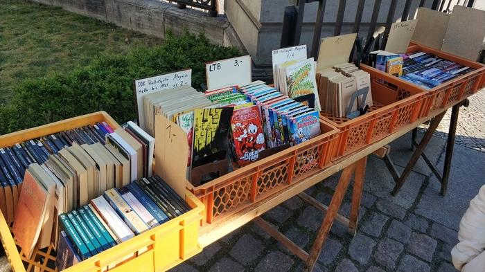 Старый-старый Пикабу Журнал, Пикабу, Берлин, Длиннопост