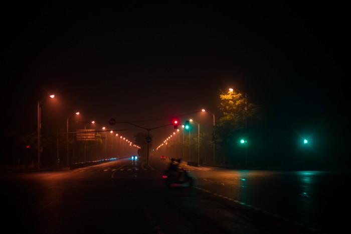 """Ночные """"хайвеи"""" Шанхая Фотография, Canon 6d, Helios, Shanghai, Шанхай, Китай, Ночь, Длинная выдержка, Длиннопост"""
