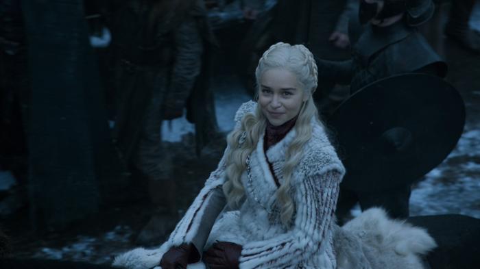 Сынок? - Мама?!... Игра престолов, Скриншот, Спойлер, Игра престолов 8 сезон, Мать драконов