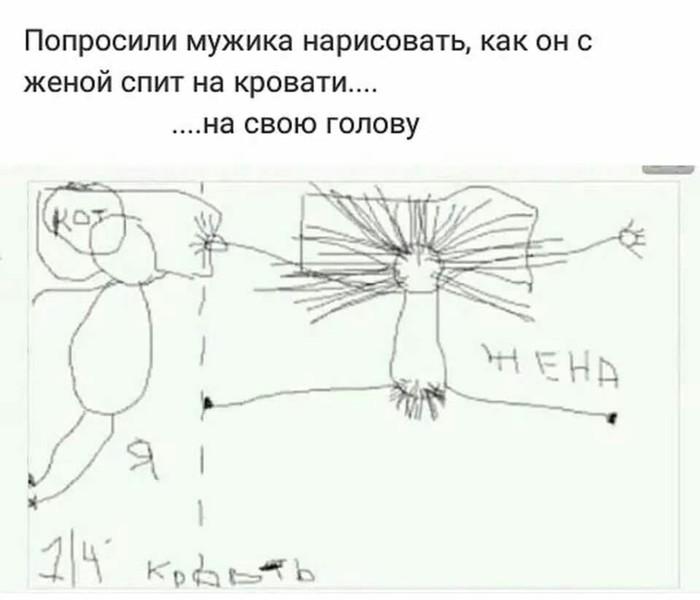 Жена особенно удалась))