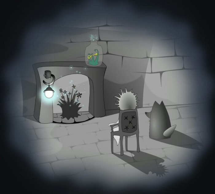 Chronicles of Oldsрark: Ghost adventure Indie, Gamedev, Gameadventures, Platformer, Unity3d, Android, Labyrinth, История, Длиннопост