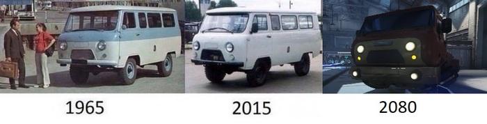 Эта машина будет вечна