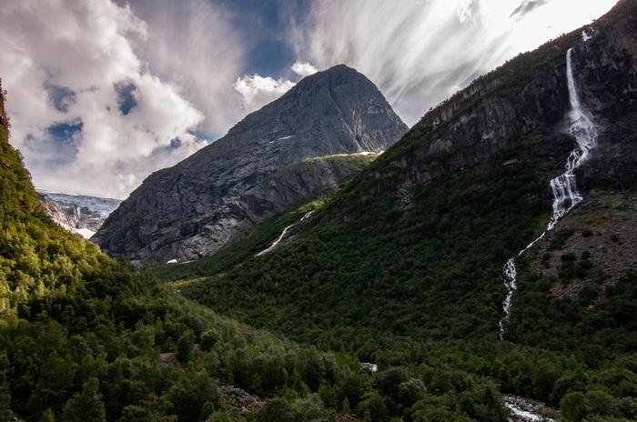Замечательные родные горы...