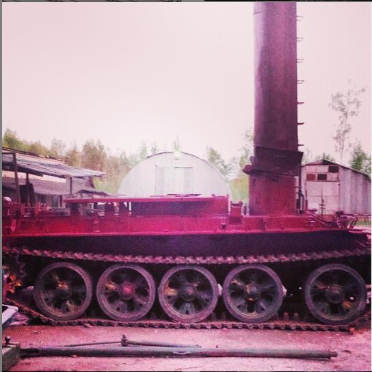 Армейские истории. Армия, Истории, Военная техника, Цвет, Длиннопост