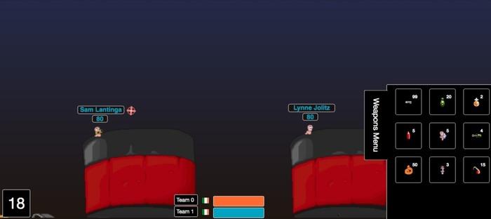 Worms Armageddon в браузере Браузерные игры, Онлайн-Игры, Worms, Длиннопост
