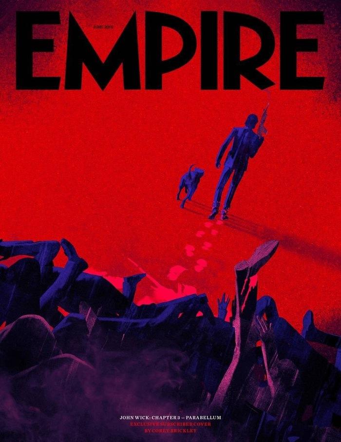 Киану Ривз в новом GQ Magazine и «Джон Уик 3» на обложке нового номера Empire Magazine Киану Ривз, Джон Уик, Фотосессия, Длиннопост