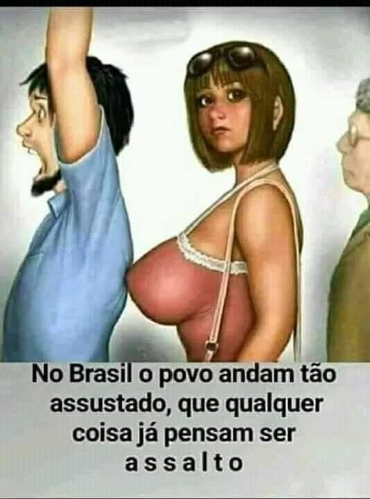Упсс!!! Рисунок, Юмор, Бразилия