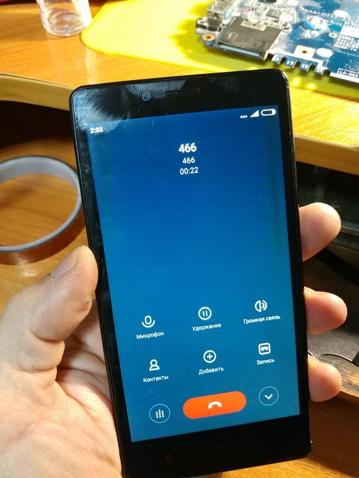 Замена микросхемы встроенной памяти на Xiaomi Redmi Note Ремонт телефона, Сервис, Xiaomi, Emmc, Техника, Android, Ремонт техники, Длиннопост