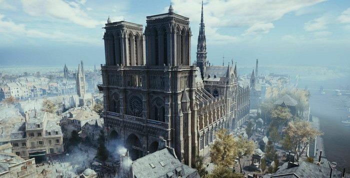 Раздача Assassin's Creed: Unity в UPlay Халява Uplay, Игры, Ubisoft, Uplay, Assassins Creed Unity