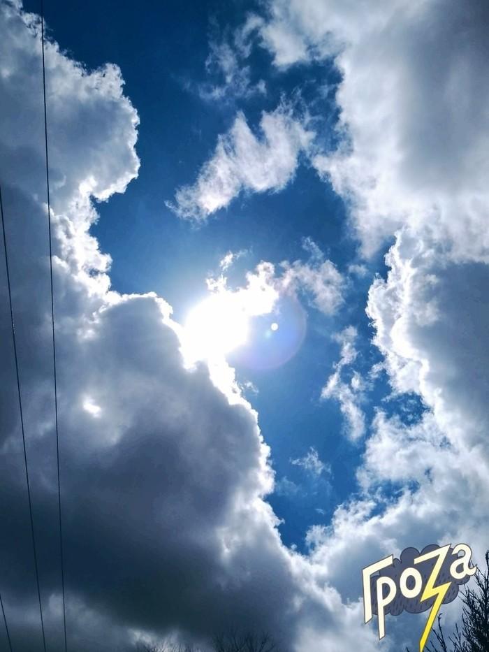 Израильское небо!