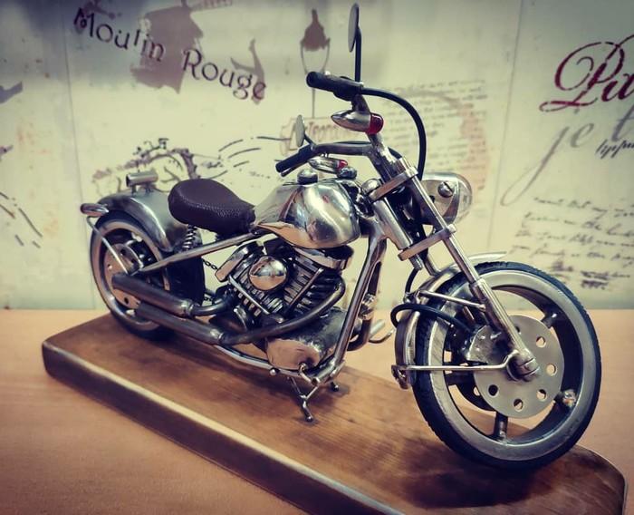 Мотоцикл  3 Длиннопост, Своими руками, Мотоциклы, Рукоделие без процесса, Ручная работа, Harley-Davidson