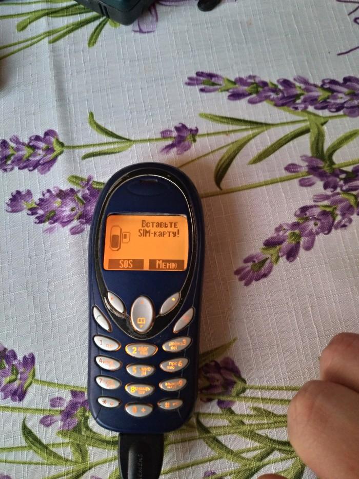 Коннор Маклауд в мире телефонов Мобильные телефоны, Siemens, Бессмертный, Ретро, Длиннопост