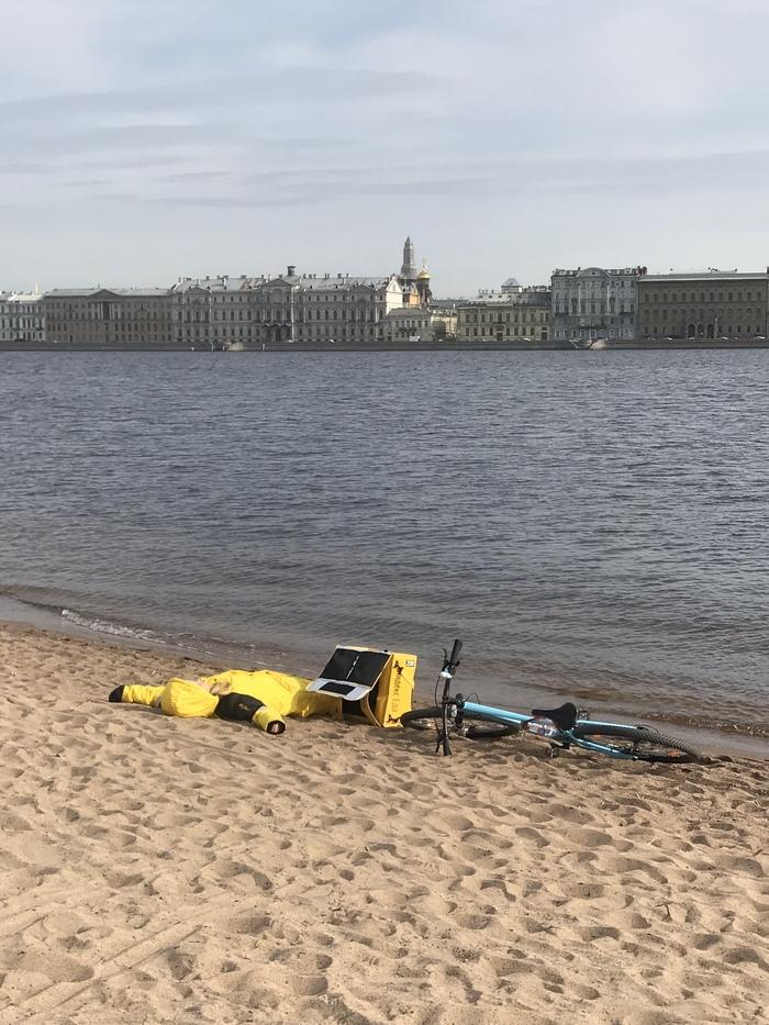 Яндекс.Еда отдыхает Санкт-Петербург, Яндекс еда, Отдых