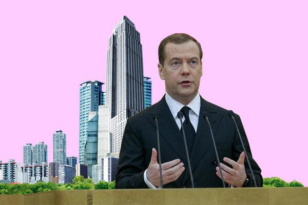 Реальны ли планы Дмитрия Медведева по улучшению жилищных условий для 5 млн семей в год? Жилье, Строительство, Реновация, Жилищное строительство, Квартира, Дмитрий Медведев, Политика