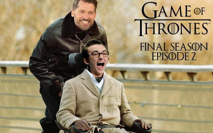 Кадры из 2 серии 8 сезона