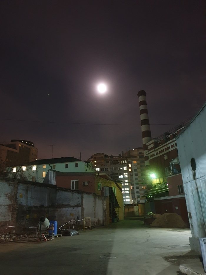Ночь, улица, луна...