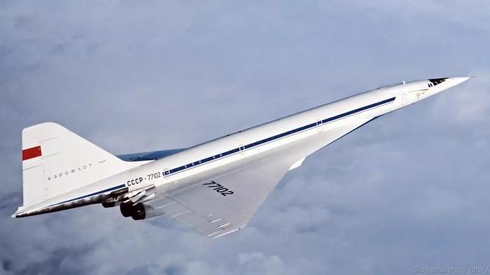 Красивый самолёт