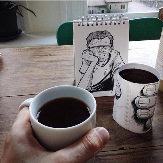 Выпьем кофе