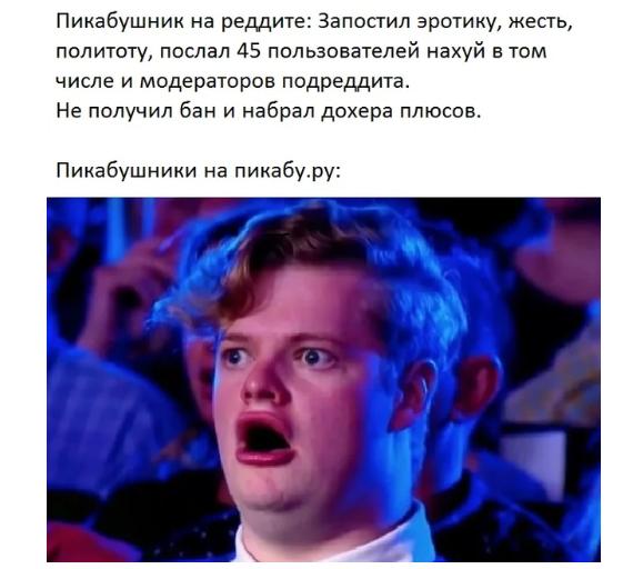 О, этот дух свободы Бунт, Смелый пикабушник, Reddit