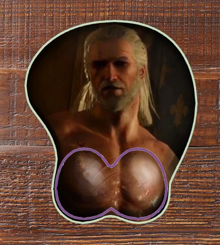 Рельефный коврик настоящего мужика